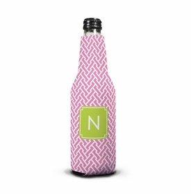boatman geller stella pink bottle koozie