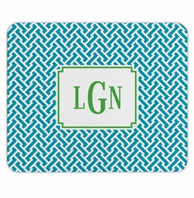 boatman geller stella turquoise mouse pad