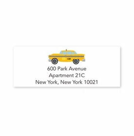 boatman geller taxi address labels