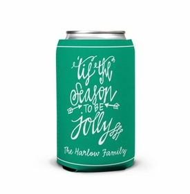 boatman geller tis the season can koozie