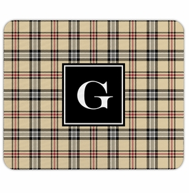 boatman geller town plaid mouse pad
