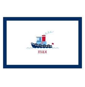 boatman geller tug disposable placemats