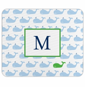 boatman geller whale repeat mouse pad