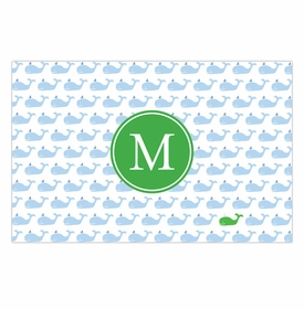 boatman geller whale repeat placemat