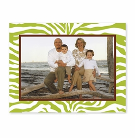 boatman geller zebra green photocard