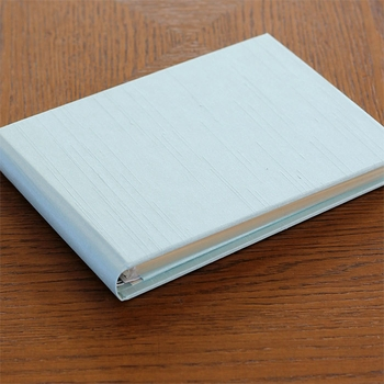 brag book ice blue by rag & bone bindery