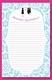bridesmaid note pad - SOLD OUT