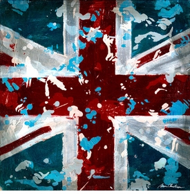 british flag wall art
