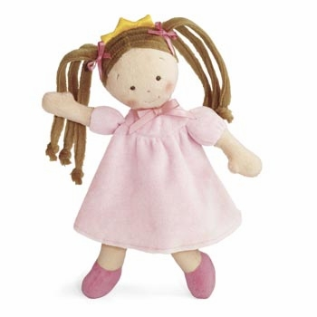 brunette princess doll by north american bear