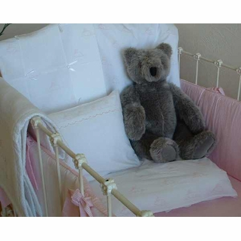 bunny coverlet set by sweet william