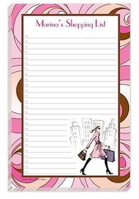 Busy Bonnie Note Pad