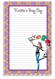 Busy Mom Note Pad