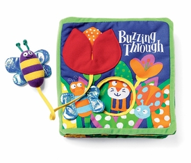 buzzing through book by manhattan toy