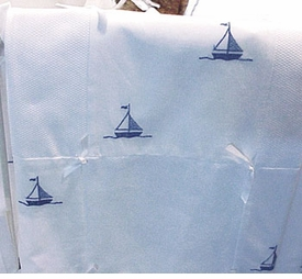 by the sea sweet square coverlet set