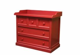 caleb dresser with changer