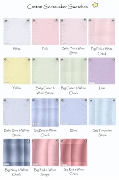 cape cod crib bedding (custom colors available)