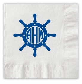 Captains Wheel Napkins