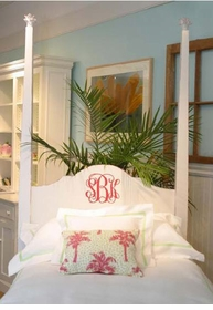 carolina poster bed headboard