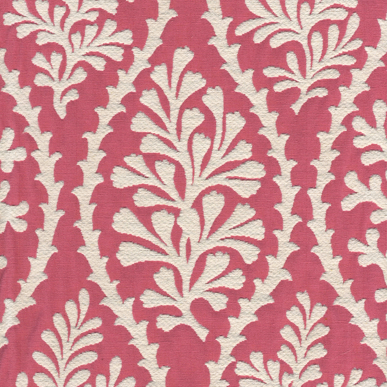 Cerise pink fabric by art for kids afk for Kids fabric by the yard