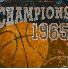 champions - basketball wall art - unavailable
