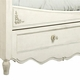 charlotte day bed trundle & moulding (versailles cream with versailles blue)