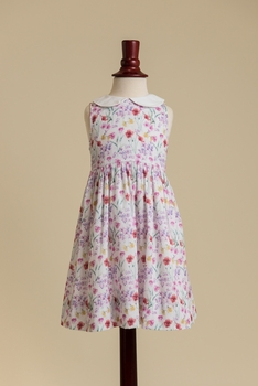 charlotte dress in pink