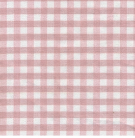 Cheston Pink And White Fabric