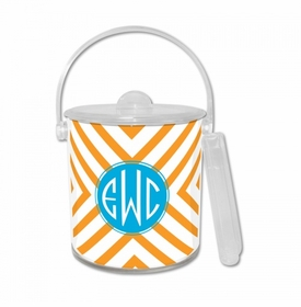 Chevron Ice Bucket