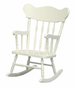 Child's Rocking Chair Antico White