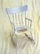child's rocking chair (nursery rhymes)