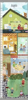 children's growth chart - can do kids - not available