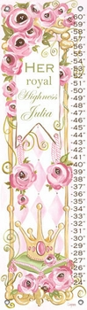 children's growth chart  - her royal highness