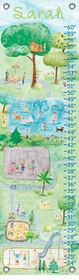 children's growth chart - inspired play