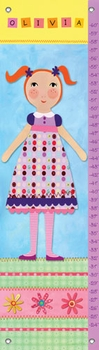children's growth chart - my doll 2