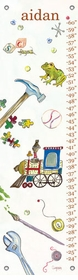 children's growth chart - play