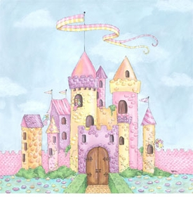 children's wall art canvas reproductions by hillary james