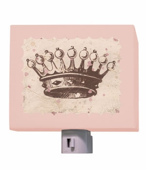 chocolate crown nightlight