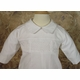 christening pintucked long pant coverall