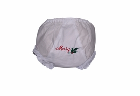 christmas holly bloomers