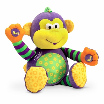 clap with me monkey by lamaze