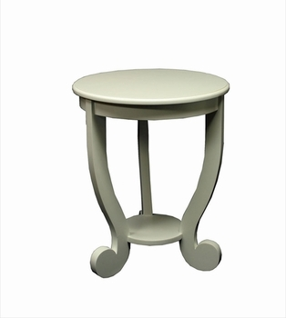 classic accent table