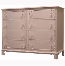 classic eight drawer dresser
