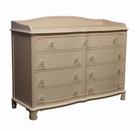 classic long dresser (optional changer)