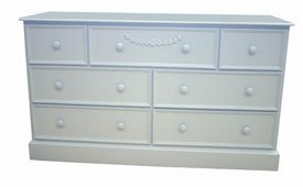 classic seven drawer chest