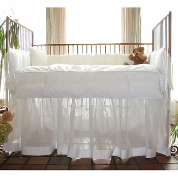 cloud crib bedding