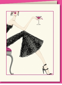 cocktail girl (set of 10)
