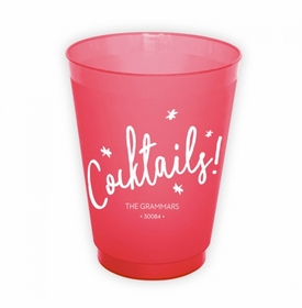 Cocktails Cups