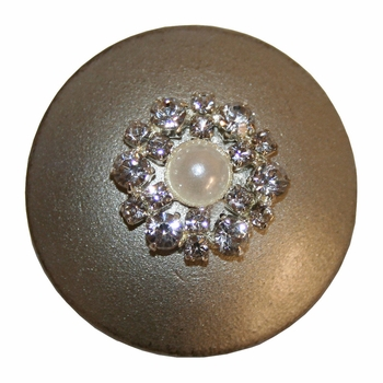coco couture crystal drawer knob