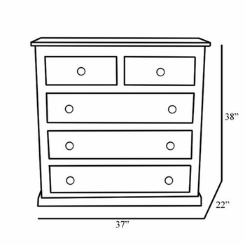 cody chest of drawers