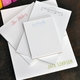 combo sets of note pads